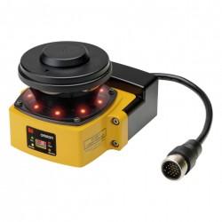 Laserowy skaner bezpieczeństwa OS32C-BP-4M