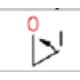 Przełącznik obrotowy, I-0-II powrotny