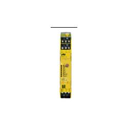 PNOZ s2 24VDC 3 n/o 1 n/c
