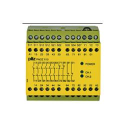 PNOZ X10 24VDC 6n/o 4n/c 3LED
