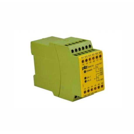 PilzPrzekaźnik bezpieczeństwa P2HZ X1 24VAC