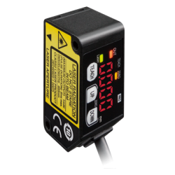 Laserowy czujnik odległości HG-C1030-P typu CMOS