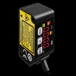 Laserowy czujnik pomiarowy HG-C1200-P typu CMOS