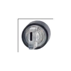 Pokrętło obrotowe,  I-0-II stabilny