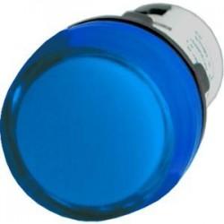 Lampka monoblock niebieska