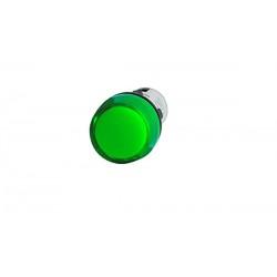 Lampka monoblock zielona