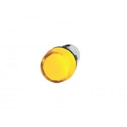 Lampka monoblock żółta