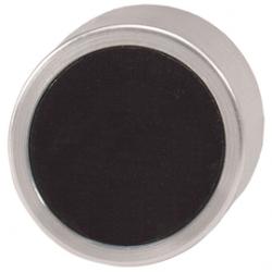 Przycisk grzybkowy czarny