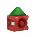 Sygnalizatory dźwiękowe z funkcjami bezpieczeństwa