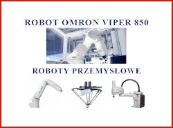 Robot Omron Viper 850